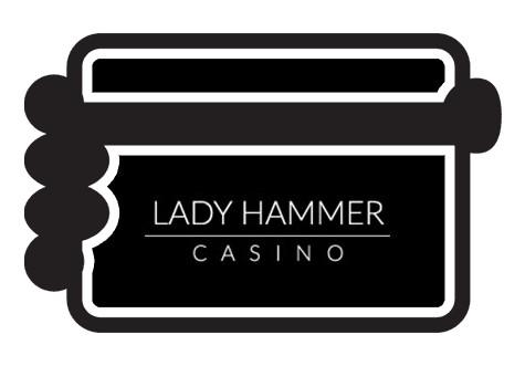 LadyHammer Casino - Banking casino