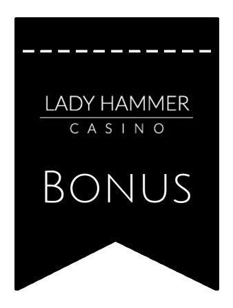 Latest bonus spins from LadyHammer Casino