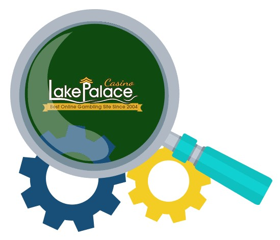 Lake Palace Casino - Software
