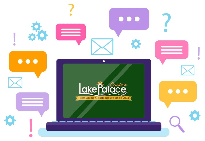Lake Palace Casino - Support