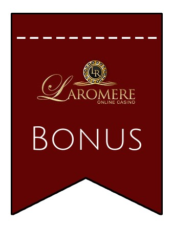 Latest bonus spins from LaRomere Casino