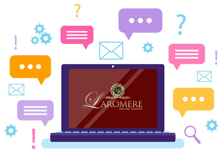 LaRomere Casino - Support