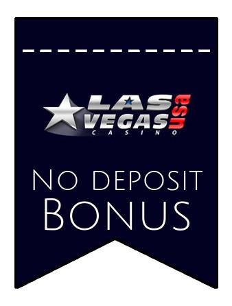 Las Vegas USA - no deposit bonus CR