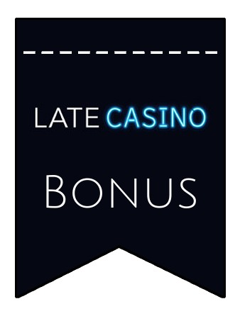 Latest bonus spins from Late Casino