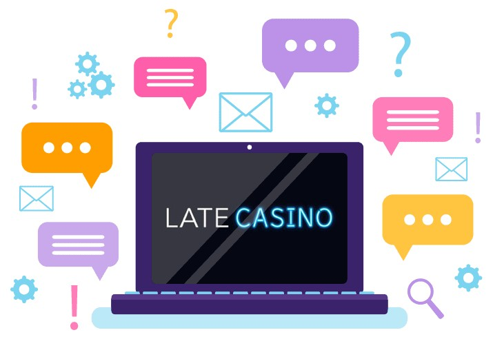 Late Casino - Support