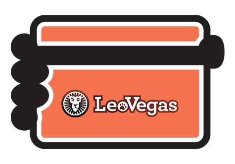 LeoVegas Casino - Banking casino