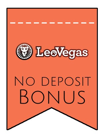 LeoVegas Casino - no deposit bonus CR