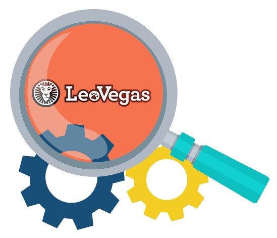 LeoVegas Casino - Software