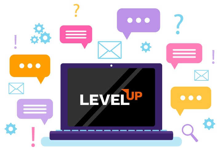 LevelUp - Support