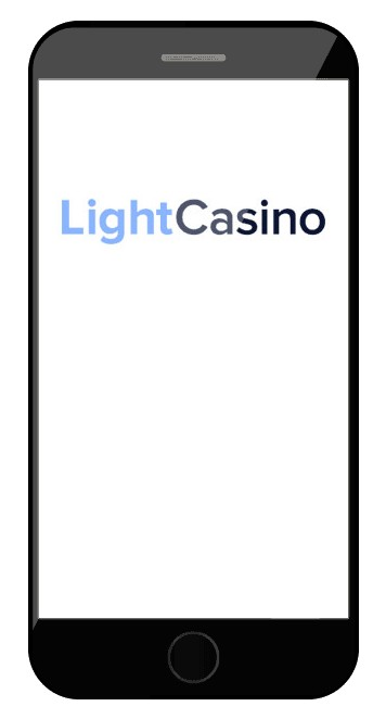 LightCasino - Mobile friendly