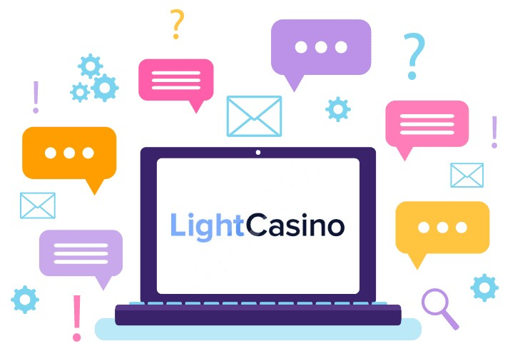 LightCasino - Support