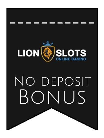 Lion Slots - no deposit bonus CR