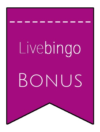 Latest bonus spins from Live Bingo Casino