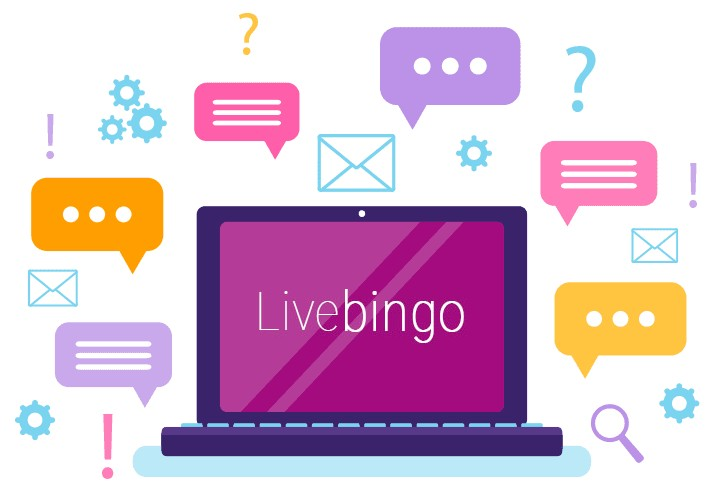 Live Bingo Casino - Support