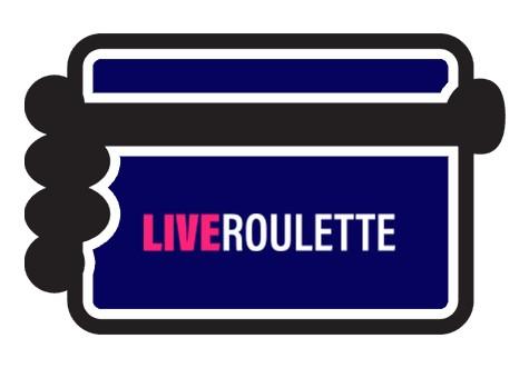 Live Roulette - Banking casino