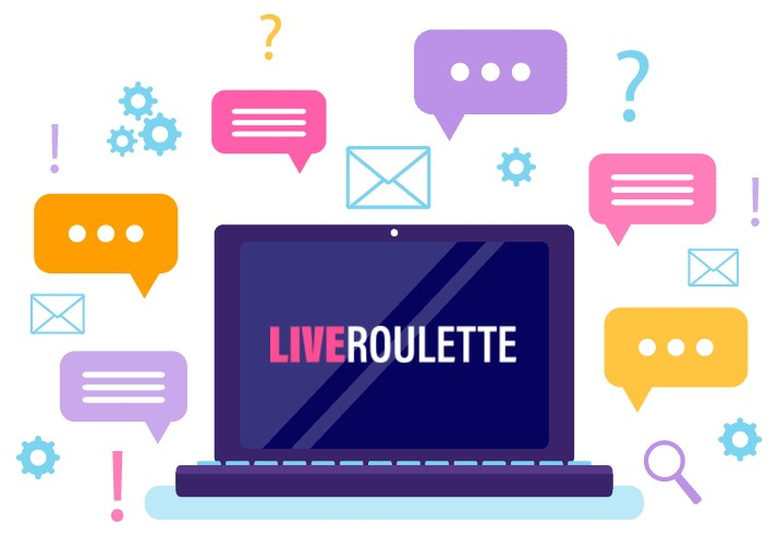 Live Roulette - Support