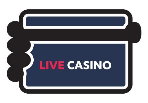 LiveCasino - Banking casino