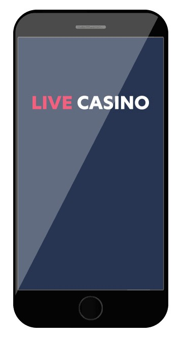 LiveCasino - Mobile friendly