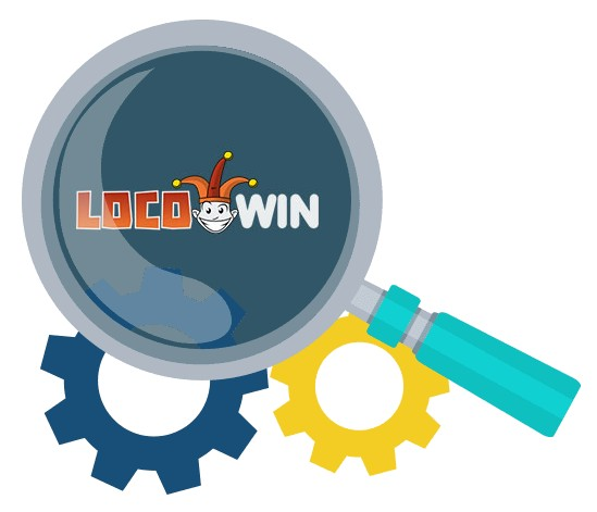 Locowin Casino - Software