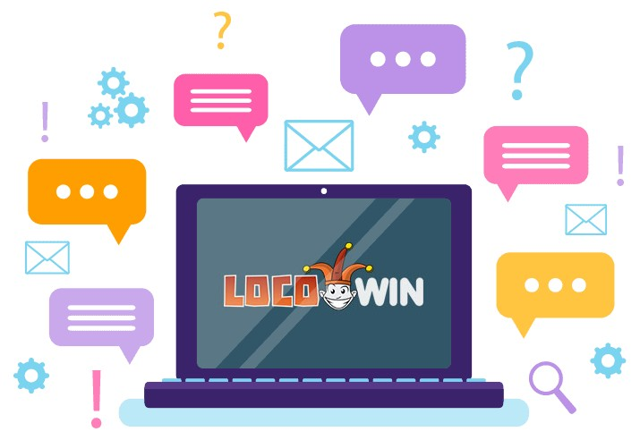 Locowin Casino - Support