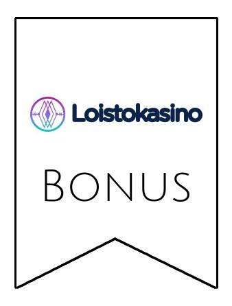 Latest bonus spins from Loistokasino