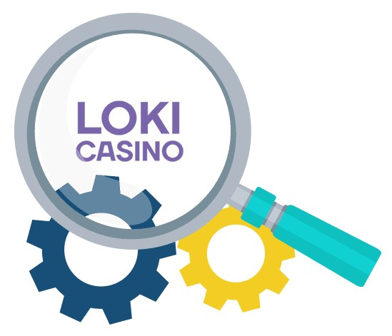Loki Casino - Software