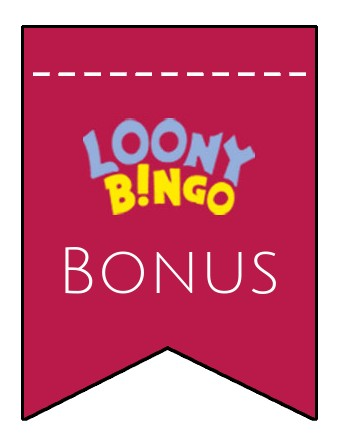 Latest bonus spins from Loony Bingo