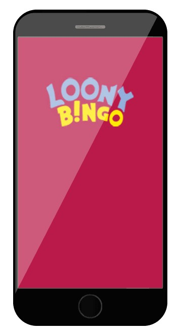 Loony Bingo - Mobile friendly