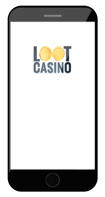 Loot Casino - Mobile friendly