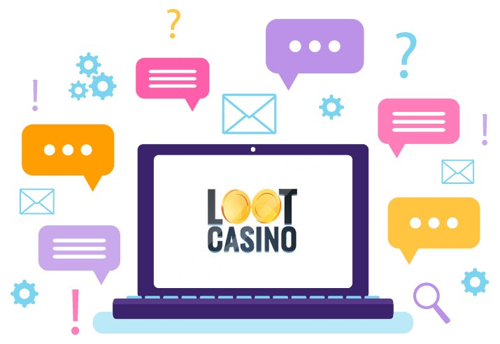 Loot Casino - Support