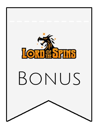 Latest bonus spins from Lord of the Spins Casino