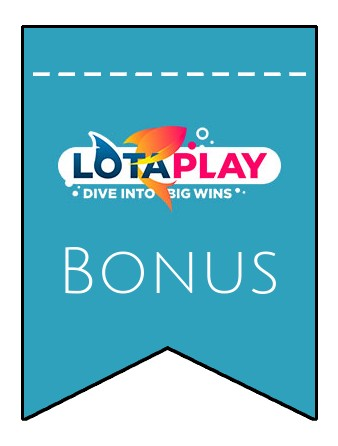 Latest bonus spins from LotaPlay