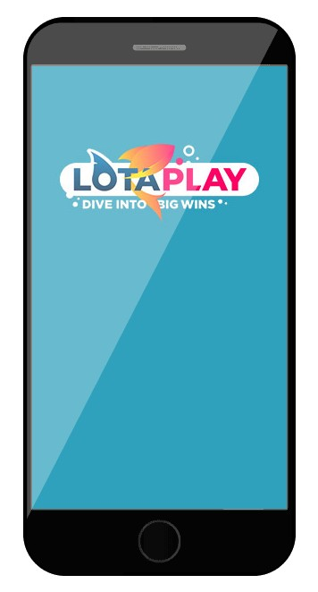 LotaPlay - Mobile friendly