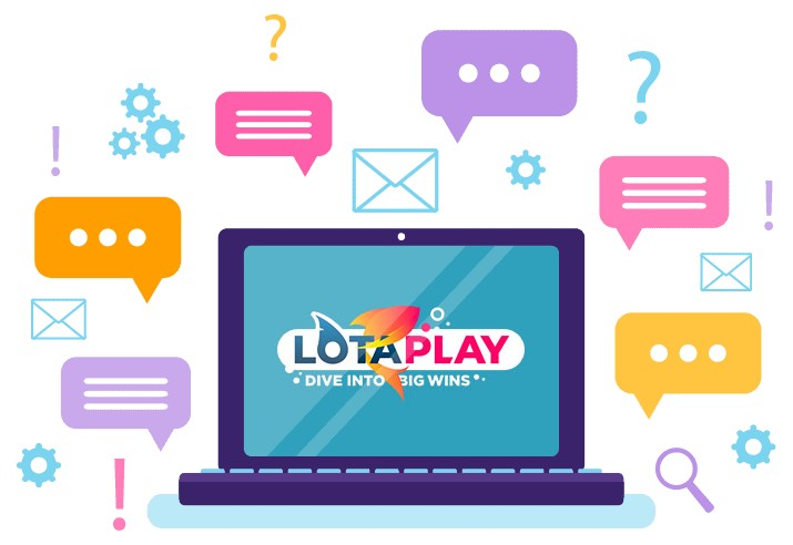 LotaPlay - Support