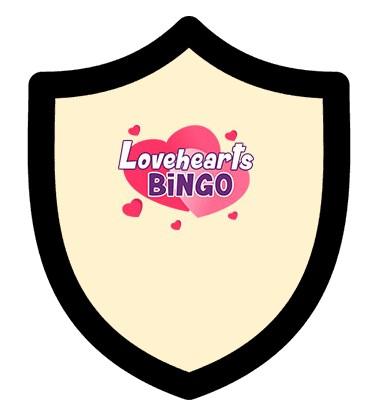 Love Hearts Bingo - Secure casino