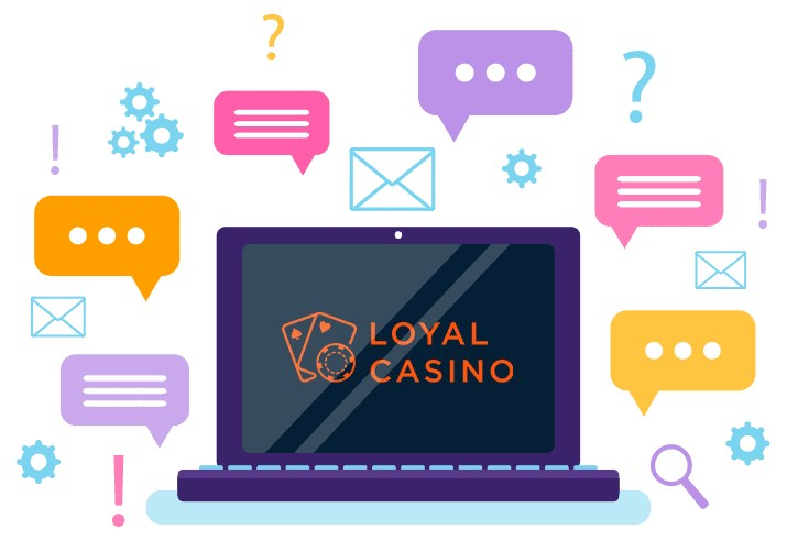Loyal Casino - Support