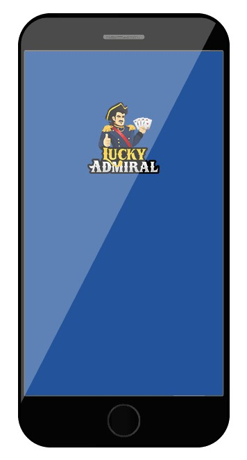 Lucky Admiral - Mobile friendly