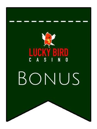 Latest bonus spins from Lucky Bird Casino