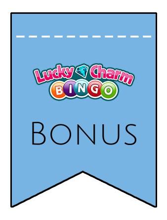 Latest bonus spins from Lucky Charm Bingo Casino
