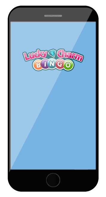 Lucky Charm Bingo Casino - Mobile friendly