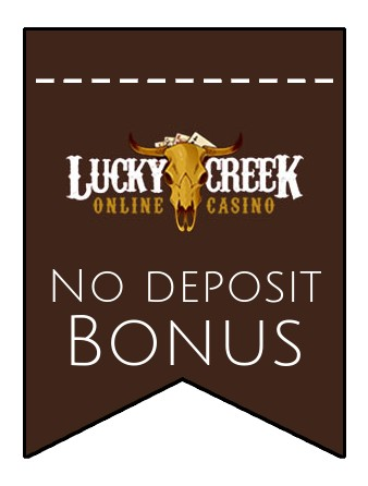 Lucky Creek Casino - no deposit bonus CR