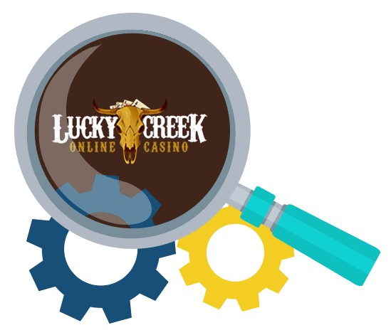 Lucky Creek Casino - Software