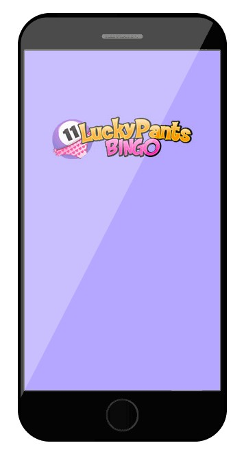 Lucky Pants Bingo Casino - Mobile friendly