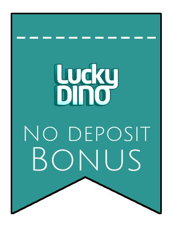 LuckyDino Casino - no deposit bonus CR