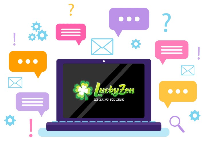 LuckyZon - Support