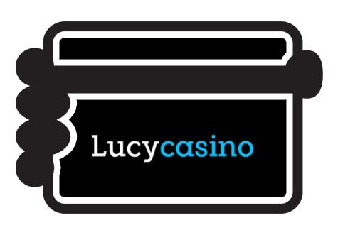 Lucy Casino - Banking casino
