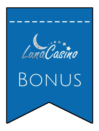 Latest bonus spins from Luna Casino