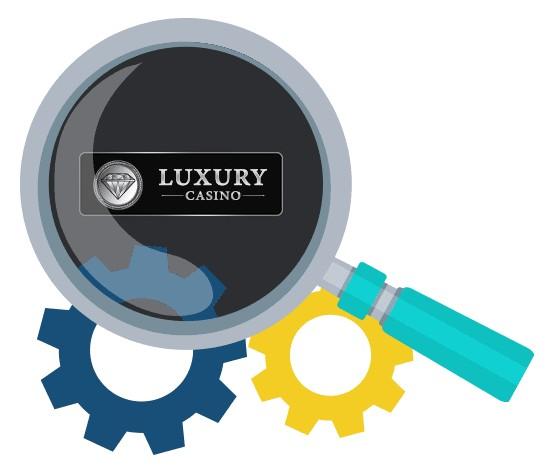 Luxury Casino - Software
