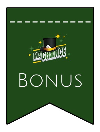 Latest bonus spins from MaChance
