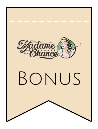 Latest bonus spins from Madame Chance Casino